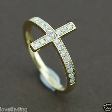 Bevilles Yellow Gold Diamond Ring (9802191)
