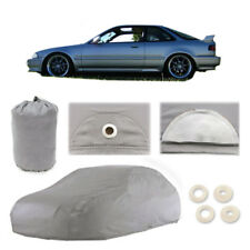 1986-2001 Acura Integra 4 Layer Car Cover Fitted Water Proof Snow Rain Sun Dust