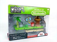 Land Zelda World of Nintendo Micro Windwaker Deluxe pk Outset Island play set