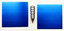 "The Etching Tool (Silhouette, Cricut+) + 2 Aluminum Blanks 3.5"" CHOMAS CREATIONS"