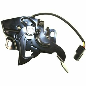 FOR HD ACCORD COUPE 2008 2009 2010 2011 2012 HOOD LATCH W/ALARM SYSTEM