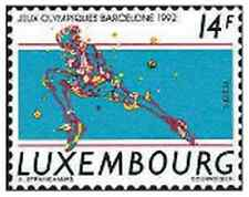 Timbre Sports JO Luxembourg 1248 ** lot 9552
