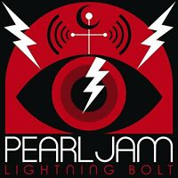 PEARL JAM Lightning Bolt UK 180g vinyl LP SEALED / NEW