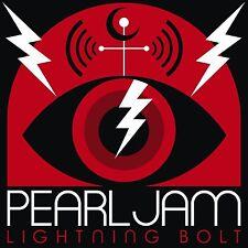 PEARL JAM Lightning Bolt UK 180g vinyl LP SEALED / NEW