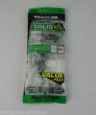 20x Genuine Toggler Anchors Alligator Solid Surface 675lbs 20AF6