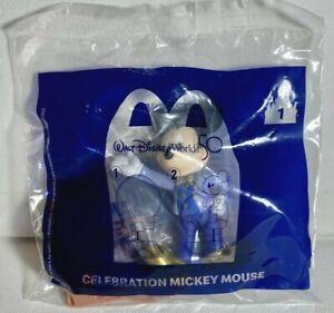 2021 McDonald's Disney World 50th Anniversary Toy Celebration Mickey Mouse #1