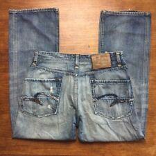 "Z Brand Men's Size 32 Light Fade Wide Leg Distressed Jeans 32"" x 30"""