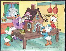 Lesotho 1986 - MNH - Walt Disney