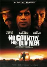 No Country for Old Men - Josh Brolin Tommy Lee Jones - DVD