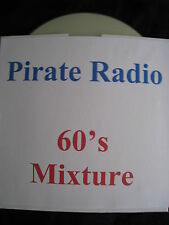 Pirate Radio CD 60s Mixture