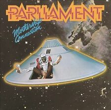 1 CENT CD Mothership Connection - Parliament  FUNK/GEORGE CLINTON/BOOTSY COLLINS