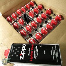 Zippos Cigarette Blu Lighter Hand Warmer Premium FLUID Fuel Petrol Refill 125ml