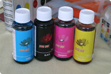 400ml BULK INK REFILL SET FOR HP 920 920XL BLACK/CYAN/MAGENTA/YELLOW