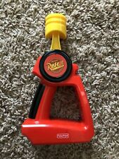 Lightning McQueen Fisher Price Geo Trax Disney Cars Remote Control ONLY! No Car!