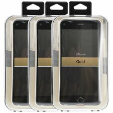 3-Pack Power Support ARC Bumper Gold Protection for iPhone 6 Plus / 6s Plus