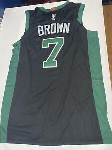 Jaylen Brown Signed Jersey Autographed Boston Celtics