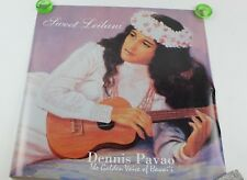 SWEET LEILANI POSTER DENNIS PAVAO THE GOLDEN VOICE OF HAWAII