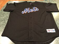 Vintage New York Mets Majestic Diamond Collection Batting Practice Jersey Sz. XL
