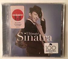 Frank Sinatra 'Ultimate Sinatra' Exclusive Limited Deluxe Edition Bonus Disc 2CD