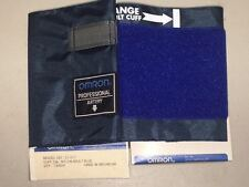 *NEW* Omron Adult Blood Pressure Blue Nylon Replacement Cuff  21-071