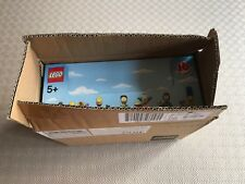 Lego 71005-18 The Simpsons Minifigures Retail Trade Display Box & Shipping Box