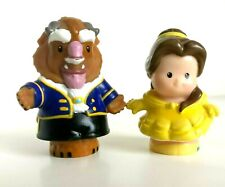 Fisher Price - Little People – Disney – Belle And Beast