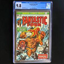 Fantastic Four #146 (Marvel 1974) 🔥 CGC 9.8 🔥 HIGHEST GRADED - 1 of 21! Comic