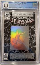 🔥 Amazing Spider-Man #365 CGC 9.8 🔥 1st Spider-Man 2099!