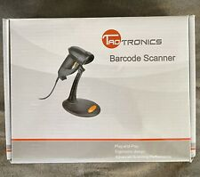 Taotronics 30 88001 003 Plug And Play Wired Handheld Laser Barcode Scanner
