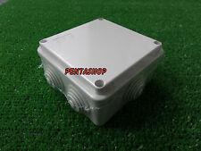 cassetta stagna da parete scatola di derivazione con passacavi IP55 100x100x50