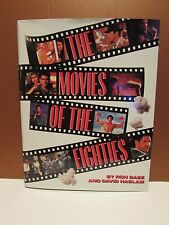 The Movies of the Eighties by David Haslam and Ron Base 1990 FREE SHIPPING
