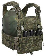 "ANA Tactical Russian Vest Plate Carrier ""M2 QR"" for FSB Units EMR Digital Flora"