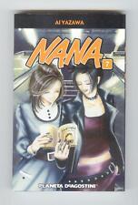 NANA nº 07 (Ai Yazawa) manga japón shojo romance relaciones planeta