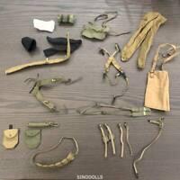 Lot 21 Pcs 1:6 21st Century Toys WWII US Uniform The Ultimate Soldier Figure #P