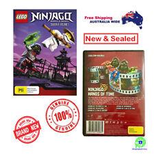 LEGO Ninjago - Masters of Spinjitzu : Series 6 : Vol 1 (DVD, 2017) New & Sealed