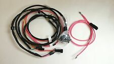 1965 Impala SS Belair Biscayne Engine Harness 396 Turbo Jet HEI With Gauges