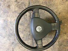 VW Passat 3C Airbag Schutzmodul Fahrer Lenkrad Leder 1K0880201BS 3C0419091AG