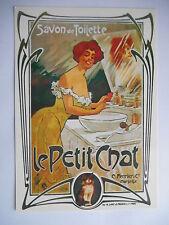 """CPM """"Savon de toilette le petit Chat"""""""