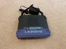 Linksys WRT54GL 54 Mbps Wireless-G WiFi Router