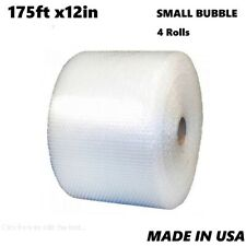 """Zackson's 3/16"""" Small Bubble Cushioning Wrap 700ft x12"""" Perforated Every 12"""""""