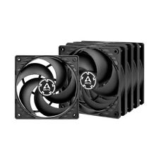 Arctic P12 PWM PST Pressure Optimized 120mm Cooling Fan Value Pack of 5