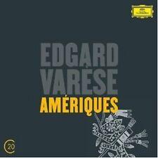 Pierre/CSO Boulez-ionizzazione/ameriques/deserts/Arcana CD NUOVO Varese