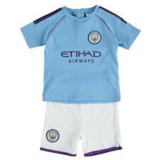 Manchester City Baby/Toddler T-shirt & Shorts Set | 2019/20 Season