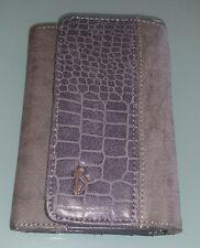 portafoglio donna grigio carpisa stampa coccodrillo