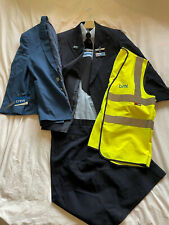 More details for bmi british midlands airlines full mens crew uniform by jaeger  and accessories