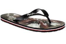 Sandali e scarpe nere per il mare da uomo