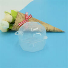 2pc Portable Baby Infant Pacifier Nipple Cradle Case Holder Storage Box Clear SL