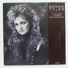 BONNIE TYLER If you were a woman (and I was a man) A 6867 Discothèque RTL