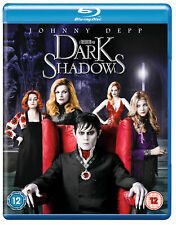 Dark Shadows (Blu-ray) Johnny Depp, Eva Green