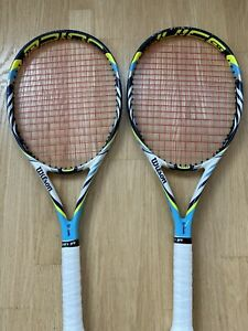 Wilson BLX Juice 100 Tennisschläger